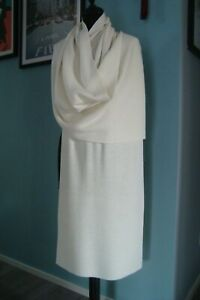 XL Schal,Stola,Schultertuch aus 100% Merinowolle,Babymerinowolle