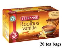 TEEKANNE Rooibos Vanilla Tea