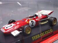 Ferrari Collection F312 B2 1/43 Scale Box Mini Car Display Diecast vol 39