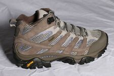 New Merrell Women's Moab 2 Mid Waterproof Hiking Boot Shoes Size 7 M 37.5 EUR