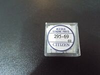 CTL920F Capacitor for Citizen Eco-Drive Watch. Part Number 295-69.