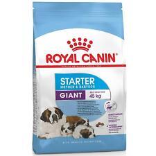 Royal Canin Giant Starter Mère Et Bébé Chien Chiot Santé Nourriture Complexe 4kg