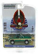 Greenlight Fall Guy 1982 GMC K-2500 Green Machine, 1/64, NOC