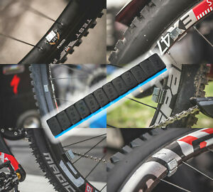 HASKYY Auswuchtgewichte für Mountainbike Downhill World Cup (WM, UCI, IXS) | NEU