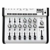 Maker hart Loop Mixer 8 3.5mm/6.3mm JACK/Bluetooth/Phono EQ