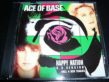 Ace Of Base Happy Nation US Version (Australia Print) CD Incl 4 New Tracks