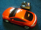 HOT WHEELS (RUST COLOR) MITSUBISHI R/C 49Mhz REMOTE CONTROL CAR with CONTROLLER