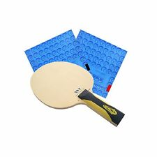 XVT HINOKI - ZLC + KOKUTAKU 868 SPIN POWER TABLE TENNIS RACKET