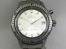SEIKO One Push Chrono Calendar 21 Jewels Manual Vintage Watch 1964's