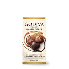 Godiva Belgium Masterpieces an Assortment of Chocolates 5.6 oz Exp.02/2021