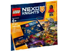 LEGO BOYS BIRTHDAY NEXO KNIGHTS LOT OF 10 NEW POLYBAGS