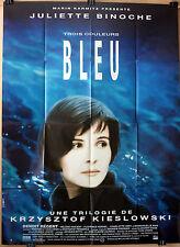 J Binoche : K Kieslowski : Trois Couleurs Bleu : POSTER