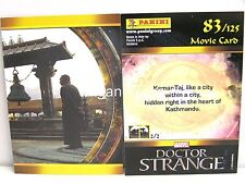 Doctor Strange Movie Trading Card - 1x #083 Movie Card-TCG