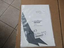 NOS Suzuki Tape Decal Sticker Front LH 2004-2006 GS500 GS 500 68140-01DB0-AMF