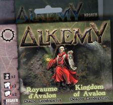 Alkemy Kingdom of Avalon Decon Leodegarius  mini  MINT