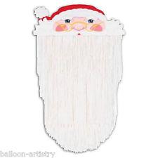 "54"" Santa's Beard Christmas Door Doorway Curtain Decoration"
