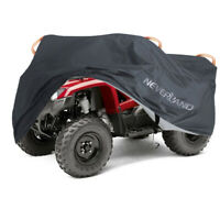 XL ATV Cover Waterproof Breathable For Yamaha Grizzly 350 400 450 550 660 07-08