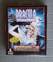 DRACULA  Atari LYNX New Sealed