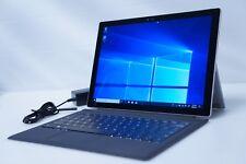 "Microsoft Surface Pro 4 i7 2.2GHz 16GB RAM 256GB SSD 12.3"" Tablet +Keyboard"