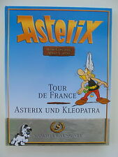 ASTERIX Tour de France / Asterix & Kleopatra - Welltbild Sammelausgabe Hardcover