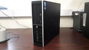 HP Compaq 8000 Elite SFF PC