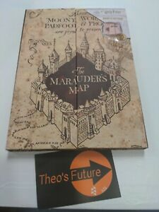 Official Harry Potter Hogwarts Marauders Map Notebook Lined Stocking Filler Gift