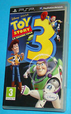 Toy Story 3 - Sony PSP - PAL