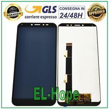 """DISPLAY LCD ALCATEL 1S 2019 OT 5024 5024D 5024F TOUCH SCREEN SCHERMO 5.5"""" NERO"""