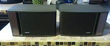 Set (2) Of Bose Bookshelf Speakers Model 141 NICE