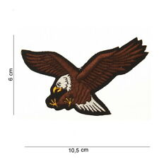 Flying Eagle Airborne Airforce US Army Flight Jacket Patch Pilot Wings WWII WK2