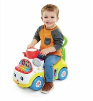 Fisher Price Little People Music Parade Ride On Car Kids Childrens Vehicle Toy