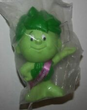 """1996 Jolly Green Giant Little Sprout 6.5"""" Vinyl Figure-Pasta Accents Collectible"""