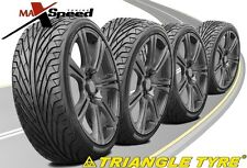 (Qty of 4) Triangle TR968 205/40R16 83V Performance Tires