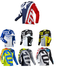 Fox Racing Mens Adult 180 Prix Jersey MX ATV Motocross Riding Offroad