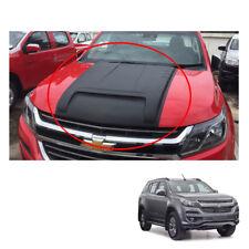 Bonnet Hood Scoop Cover V5 Black For Chevrolet Holden Trailblazer 2016 - 17 +