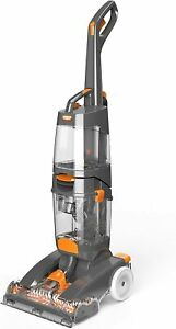 VAX DUAL POWER MAX CARPET CLEANER TWIN TANK ORANGE W86-DD-B BRAND NEW CLEANING