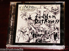 Economist: Sudden Darkness + ST Anthology 2 CD Set 2014 Stormspell Records NEW