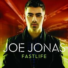 JOE JONAS - FASTLIFE: CD ALBUM (2011)