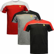Puma SF Scuderia Ferrari Mens Short Sleeve Cotton Tee T-shirts 761631 DD