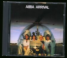 ABBA - Arrival - CD - CD ALBUM - GERMANY - 1st Release