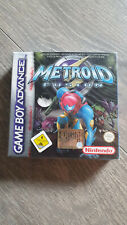 Metroid Fusion - New Nuovo Red Strip Sealed Game Boy Advance PAL