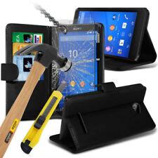 Fundas con tapa Sony piel para teléfonos móviles y PDAs