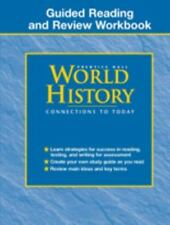 Guided Reading and Review Workbook Prentice Hall World History Connections To To
