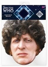Tom Baker Doctor Who Oficial Individual Careta de cartón fiesta - Ideal Para