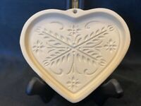 "Pampered Chef ""Anniversary"" Heart Cookie Mold 2000"