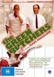 Green Butchers, The ~ A Genuine Classic Black Comedy from Denmark NEW SEALED!