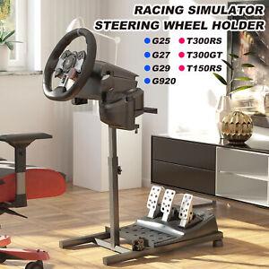 Heavy Duty Racing Steering Wheel Stand UK For Thrustmaster,Logitech G27/G29/G920