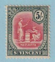 ST VINCENT 130  MINT HINGED OG * NO FAULTS VERY FINE !
