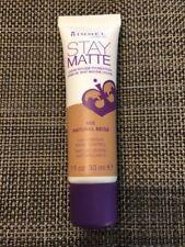 Rimmel Stay matte Foundation 400 Natural beige