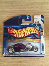 HOT WHEELS 1/4 Mile Coupe - Collection 2003 N°019